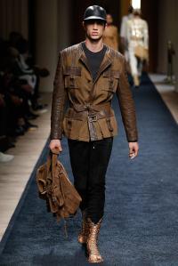 Balmain Spring 2016 Menswear - Look 36