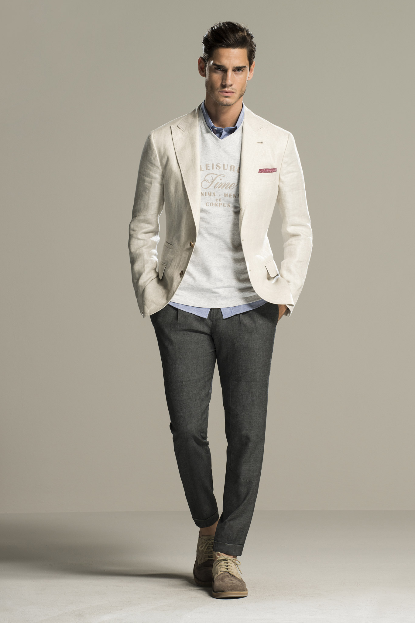 Brunello Cucinelli Spring 2016 Menswear The Gentlemen 39 S